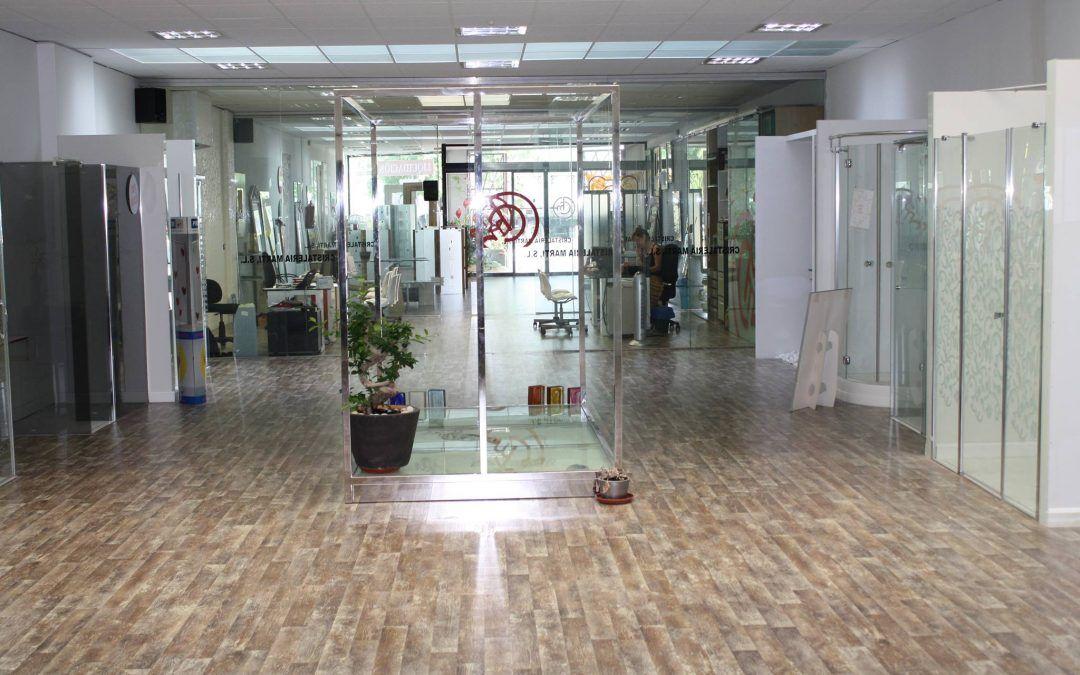 Bienvenido a Cristalería Martí en Alicante