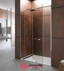 mampara-de-ducha-con-puerta-giratoria-360-www.cristaleriamarti.com-cristaleria-alicante